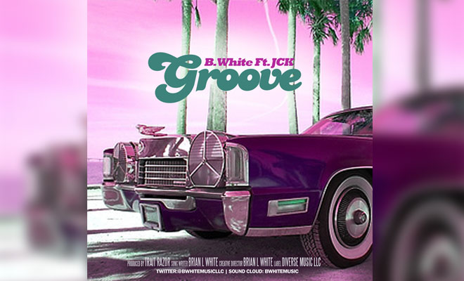 New Summer Dance Song by B.White Feat. JCK - Titled: Groove... Check it out !