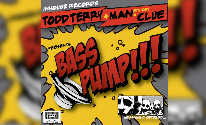 In Review: Todd Terry & Man Without A Clue - Bass Pump