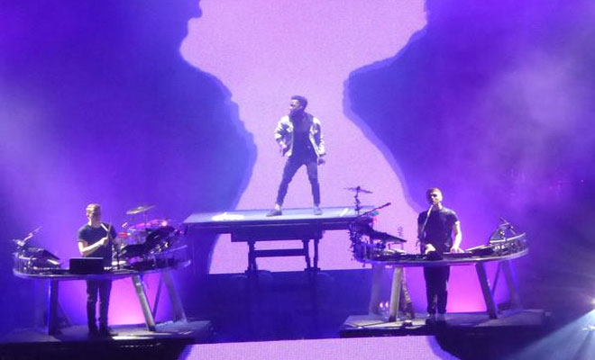 "Disclosure Perform ""Willing & Able"" With Kwabs at Wild Life"