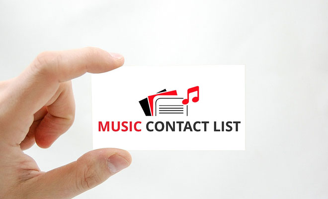 Music Contact List - The Most Comprehensive And Updated Contact List Of Key Music Professionals In The World