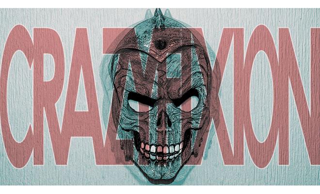 """The Mask"" of CRAZYFIXION"