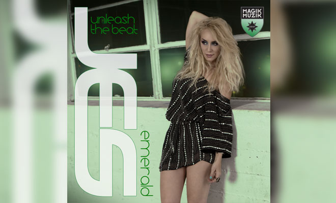 "JES' Latest Unleash The Beat Compilation ""Emerald Mix"" Out Now!"
