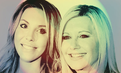 Olivia Newton-John And Her Daughter Collaborate With House Music Producer Dave Aude