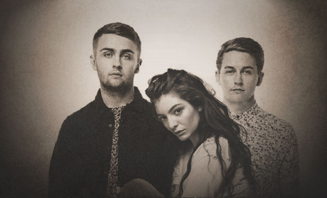Video Premiere: Disclosure feat. Lorde - Magnets