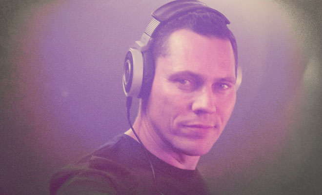 "DJ Tiesto Reworks A Classic Tune ""L'Amour Toujours"""