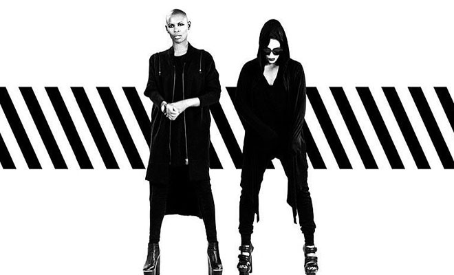 """Nicole Moudaber & Skin have shared the video for underground Techno track, """"Someone Like You"""". The pair immediately display the production and performance talents they're renowned for. Skin's inimitable vocals sit perfectly over Nicole's trademark dark and brooding Techno beats."""