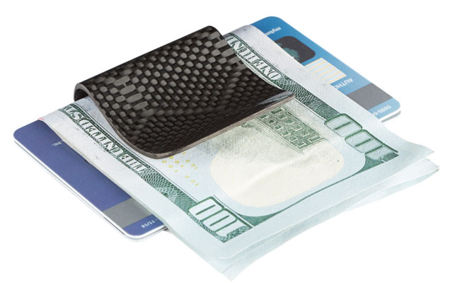 NEW Carbon Fiber Money Clip 2.0