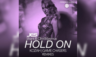 "JES Releases The Deep/Tropical House & Chill Remixes Of Her Hit Collaboration ""Hold On,"" With Shant & Clint Maximus"