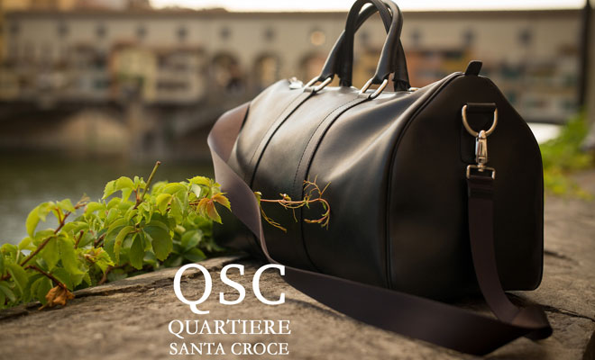 Italian Best Luxury Saffiano Leather Bag, Made In Italy By QSCleathers