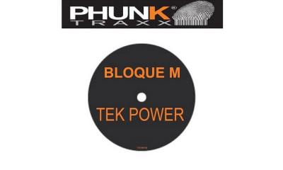 "Listen to ""Tek Power"" Superb Techno On Phunk Investigation's Phunk Traxx"