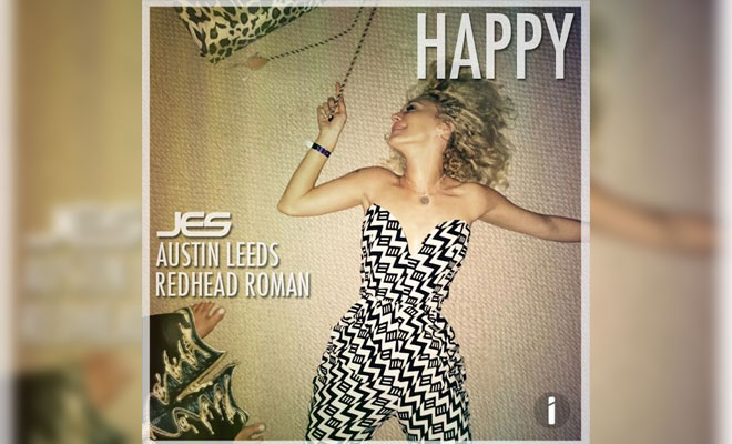 "JES Returns With The Stunningly Original ""Happy"""