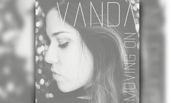 New Pop/Rock EP 'Moving On' by Michelle Vanda