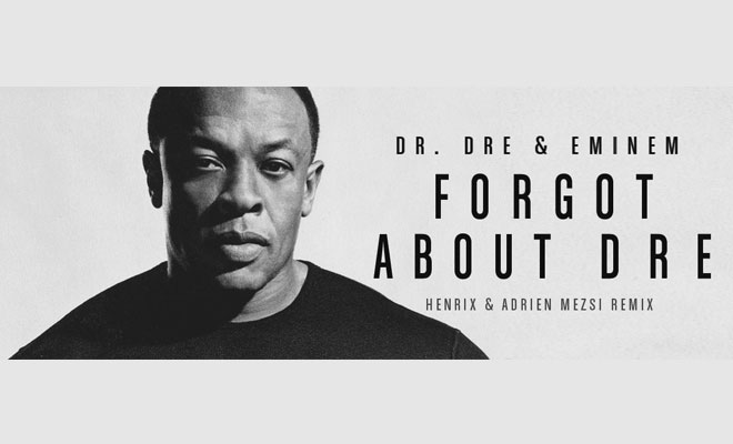 "Henrix and Adrien Mezsi Remix ""Forgot About Dre"""