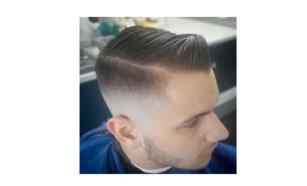 Short Pompadour Hairstyle