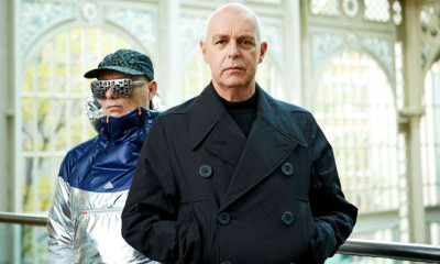 "Pet Shop Boys Share New Single ""Inner Sanctum"" Along With Upcoming Album's Tracklist"