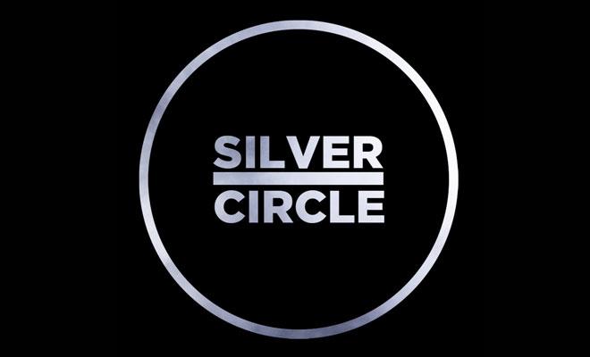 silver circle