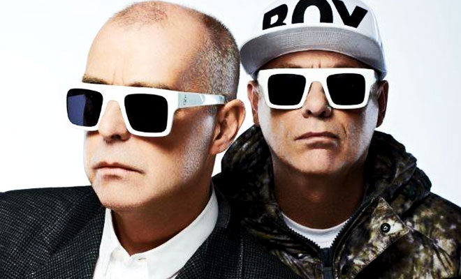 "Pet Shop Boys Release Lyric Video For ""The Pop Kids"""