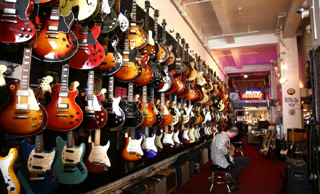 Buying Your First Guitar (of Many)