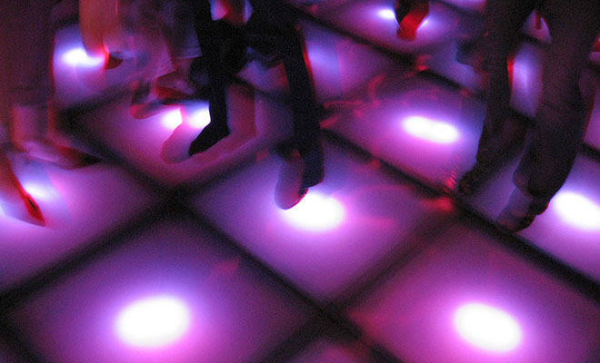 DISCO INFERNO... Dancefloors Of The 1970s