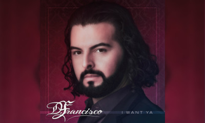 "D. Francisco Releases Modern Latin Dance / Opera / Pop Fusion Single ""I Want Ya"""