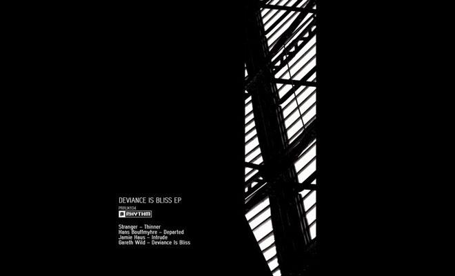 LISTEN NOW: Hans Boufffmyhre - Departed