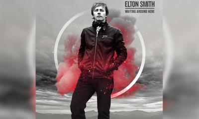 Elton Smith's 'Waiting Around Here' Album A Big Hit!