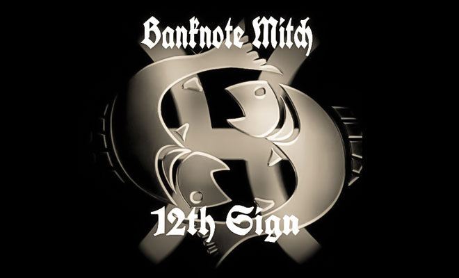 """Lil Wayne's New Artist @banknotemitch Is Releasing His New Ep August 30th Entitled """"12th Sign"""""""