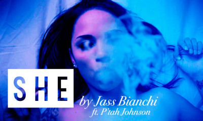 "Rapper: Jass Bianchi Reflects On Sexuality in Music Video ""SHE"""