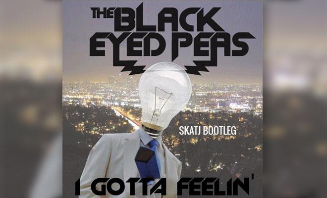 SKATJ Drops An Incredible Black Eyed Peas' Bootleg