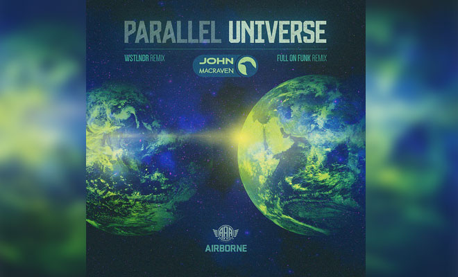 Full Stream: John Macraven - Parallel Universe