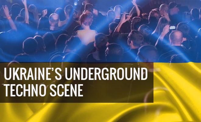 WATCH: Mini-Documentary On Ukraine's Underground Techno Scene