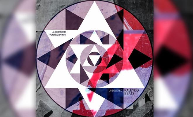 LISTEN NOW: Alex Raider, Paolo Santaroni - Undeleted