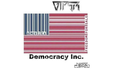 "Viper Releases Bass Heavy Track ""Democracy Incorporated"""