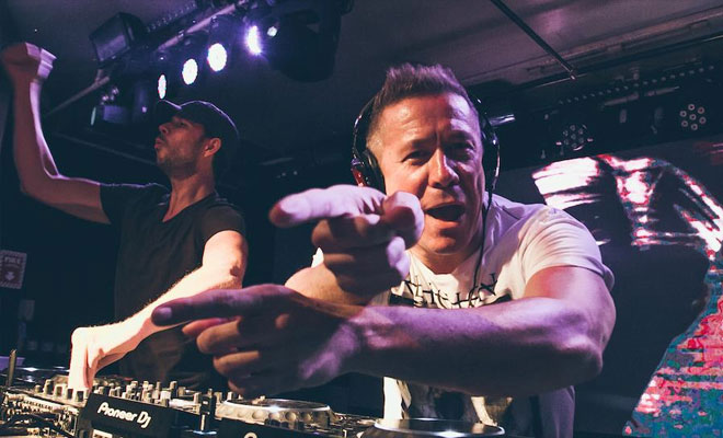Video Premiere: Cosmic Gate feat. Eric Lumiere - Edge Of Life
