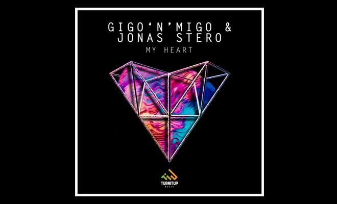 Full Stream: Gigo'n'Migo & Jonas Stero - My Heart