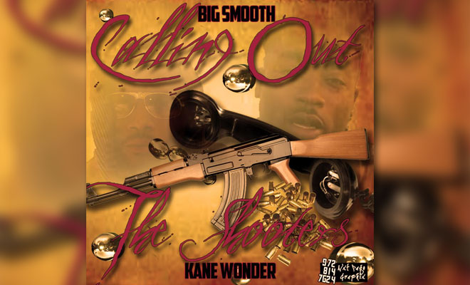 "Hollywood Smooth ft. Kane Wonder - ""Shooters"""