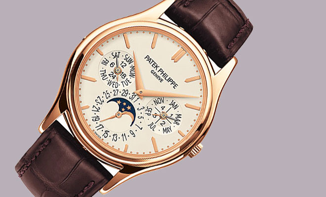 Patek Philippe & Co. Rose Gold - 5078R-001 - Grand Complications
