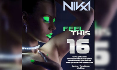 Feel This – Episode 16 – DJ NIka (Mixshow)
