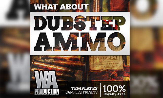 Dubstep Ammo Pack Contains All You Need