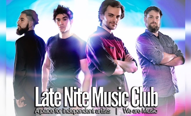 After A Very Successful Year, Late Nite Music Club Launches Their First Kickstarter Campaign