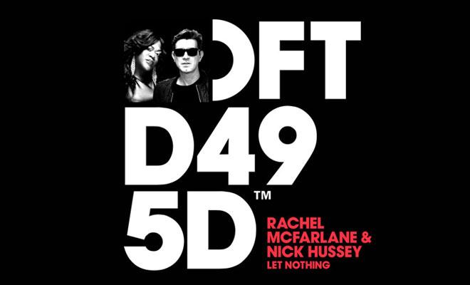 """LISTEN NOW: Rachel McFarlane & Nick Hussey """"Let Nothing"""""""