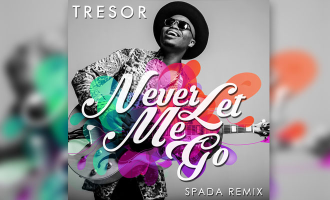 TRESOR - Never Let Me Go (Spada Radio Edit) — Listen