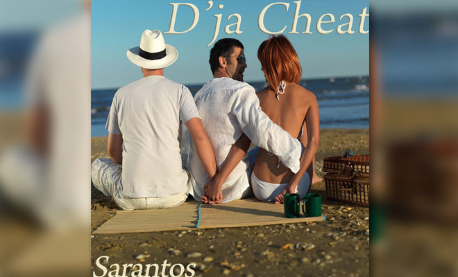 "Check Out Sarantos New Hard Rock Song - ""D'ja Cheat"""