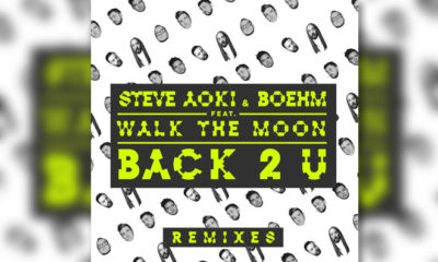 """FTampa Puts A Melodic Spin On His Remix Of Steve Aoki's """"Back 2 U"""""""