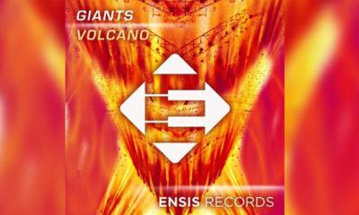 """GIANTS Debut New Dance Track """"Volcano"""""""