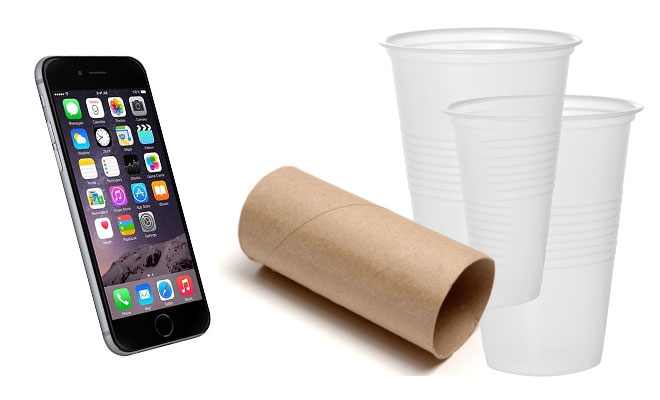 How To Make iPhone Speakers With A Toilet Paper Roll?