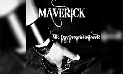"""Mr. Daydream Believer"", The New Song By Maverick, Is Now On Spotify!"