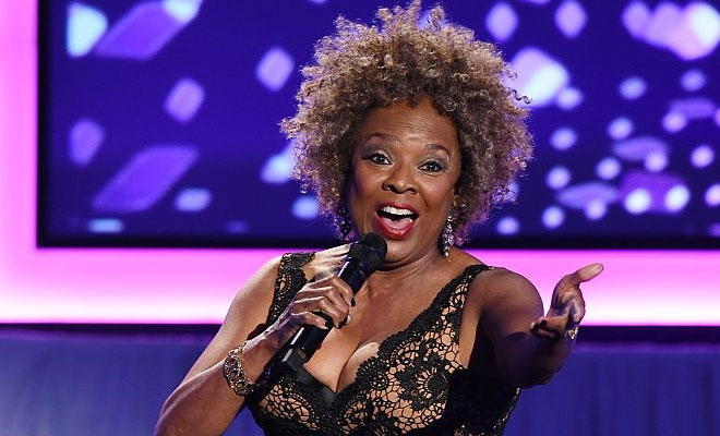"70-Year-Old Disco Diva Thelma Houston Still Sings ""Don't Leave Me This Way"""
