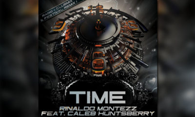 In Review: Rinaldo Montezz feat. Caleb Huntsberry - 'Time' EP