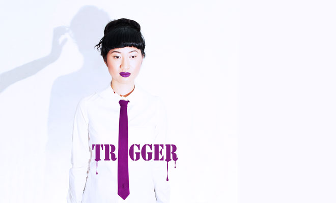 """New Trip-Hop Single, """"TRIGGER"""" By Self-Produced Singer/Songwriter P◊RTRAIT Out Now, Exclusively On Tradiio"""